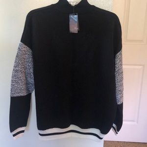 Fate Sweaters - Black and white sweater